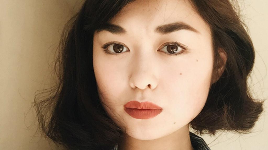 Politiske fången Gui Minhais dotter Angela Gui