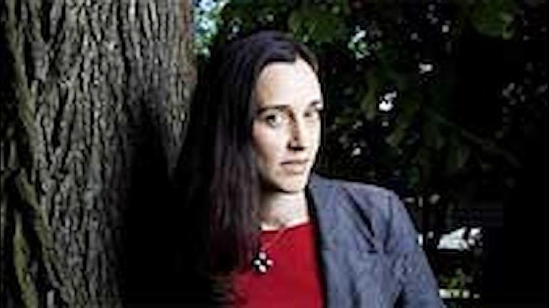Hanna Sahlberg. Foto: Mikael Andersson/SR.