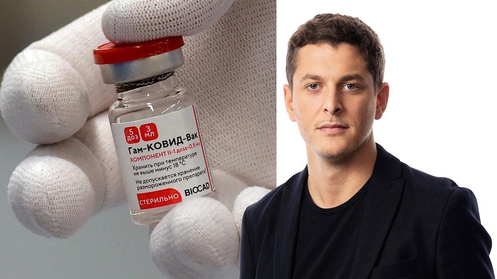 Det ryska covidvaccinet