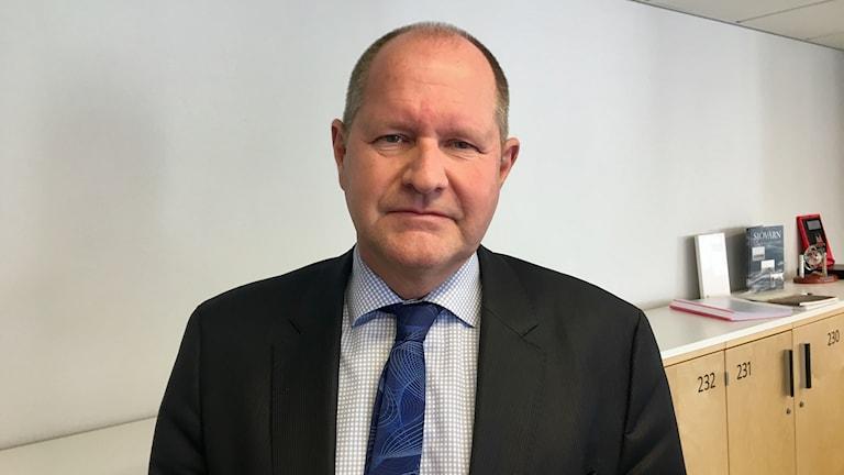 Dan Eliasson, generaldirektör för MSB