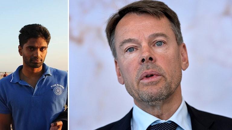 Riksåklagare Anders Perklev tar återigen upp fallet Sinthu.