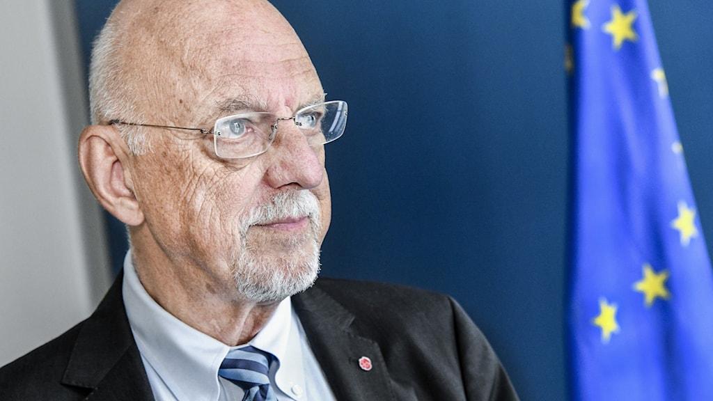 EU-minister Hans Dahlgren