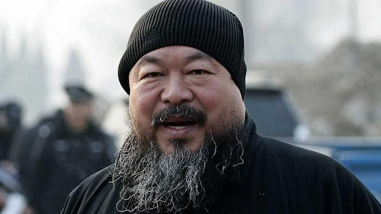 Ai Weiwei (Archivivfoto: Andy Wong/TT)