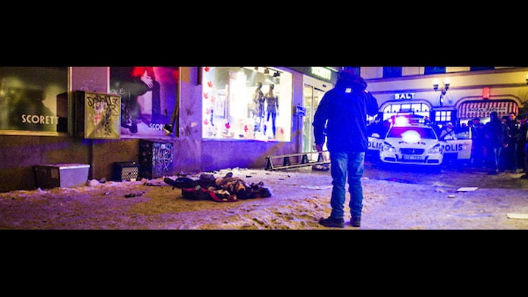 Swedish sucide bomber Taimour Abdulwahab, blew himself to death during Christmas shopping, Photo: Magnus Hjalmarson Neideman/ Scanpixi centrala Stockholm. Foto: Magnus Hjalmarson Neideman/ Scanpix