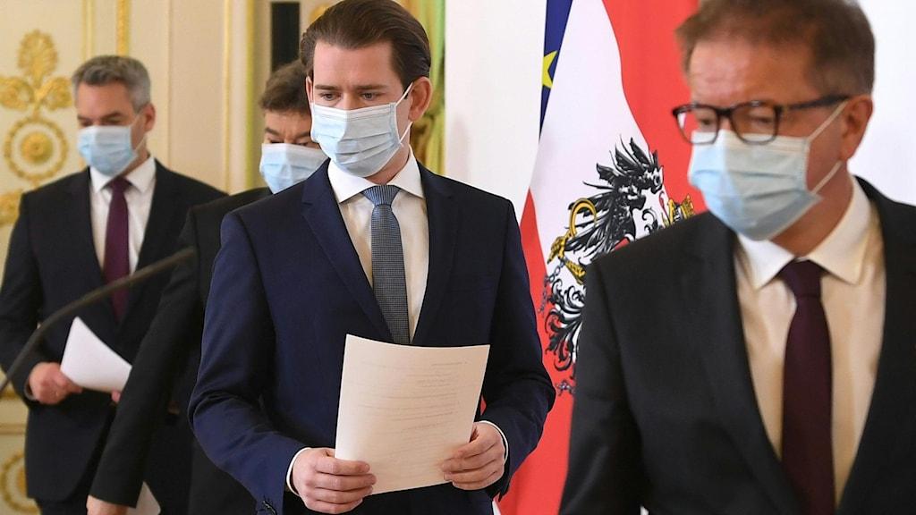 Österrikes regering
