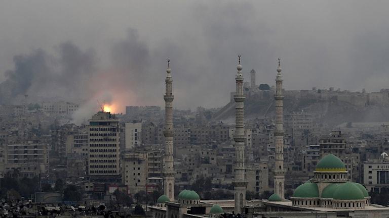 Syrien, Aleppo