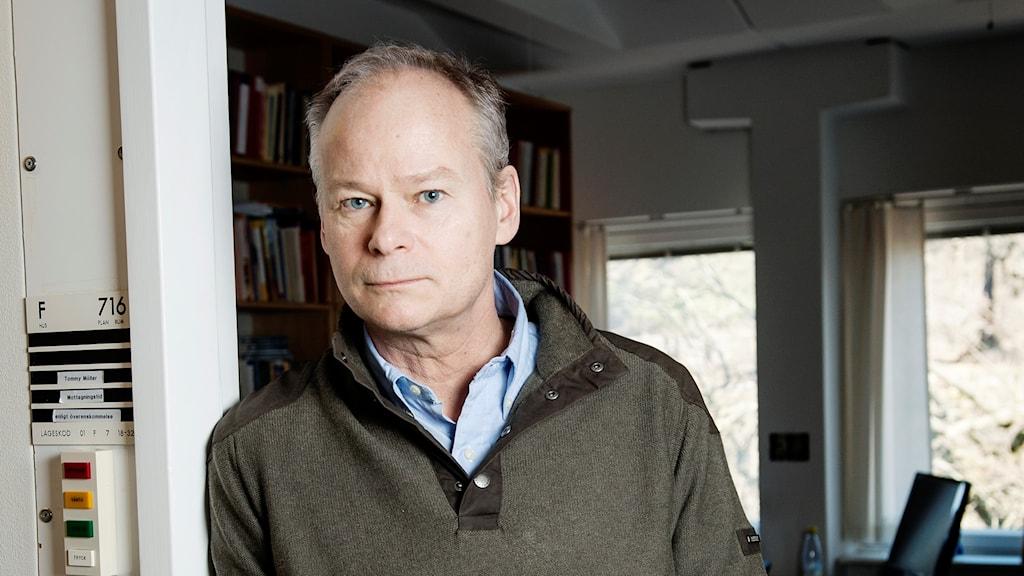 Tommy Möller, professor i statsvetenskap vid Stockholms universitet.