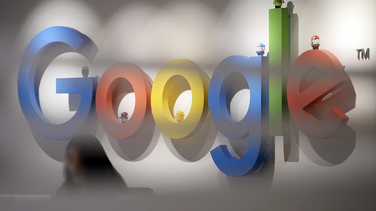 Google logotyp