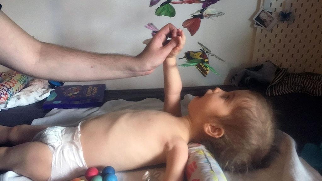 Eija Winblad von Walter 3-år