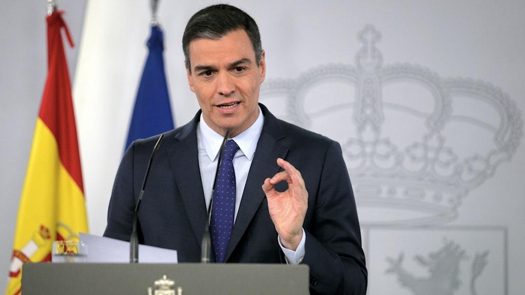 Spanien öppnar gränserna tidigare än planerat