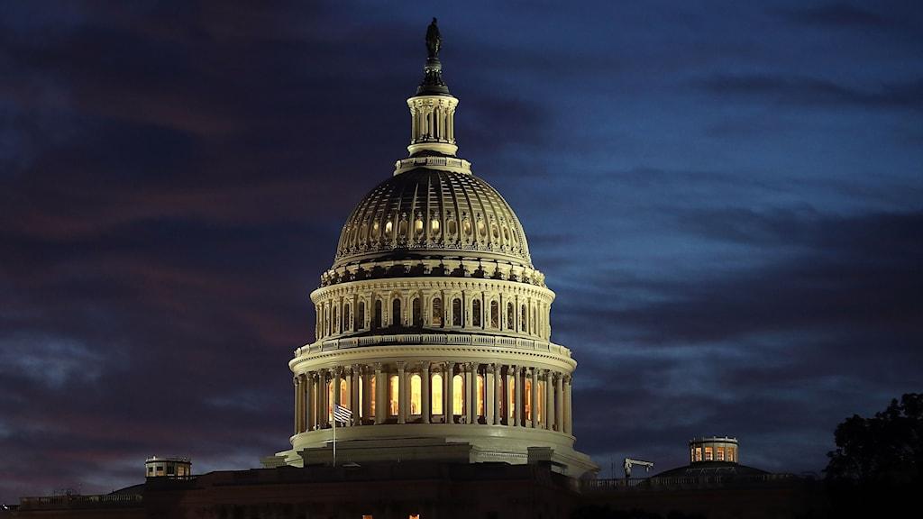Amerikanska senaten