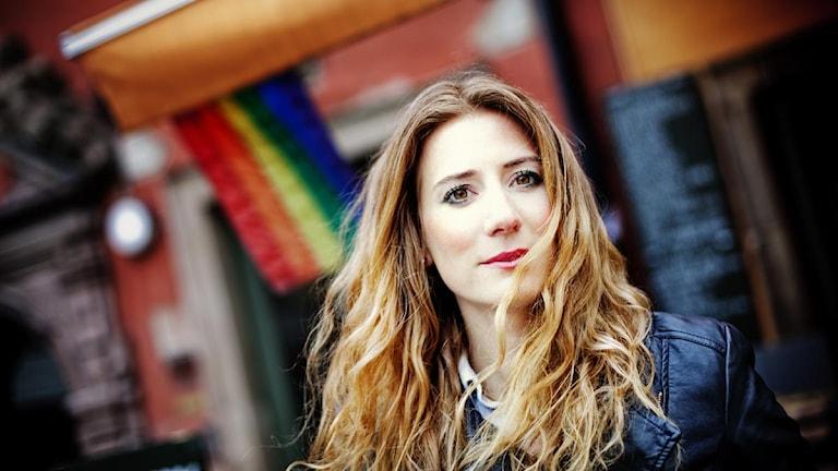 Caroline Szyber, riksdagsledamot för KD