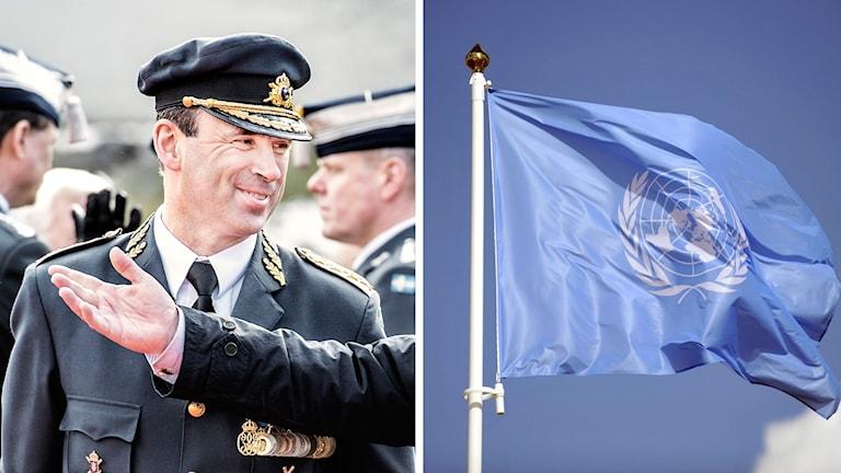 Generallöjtnant Dennis Gyllensporre