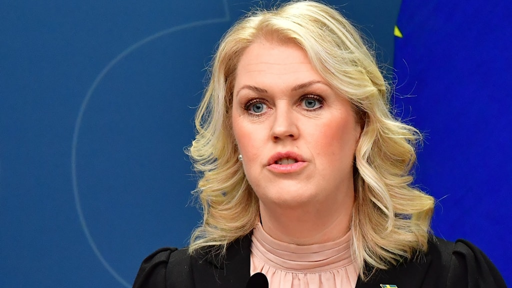 Lena Hallengren (S)