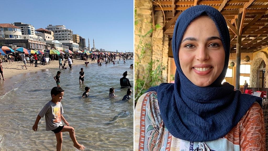 Suzen i Gaza
