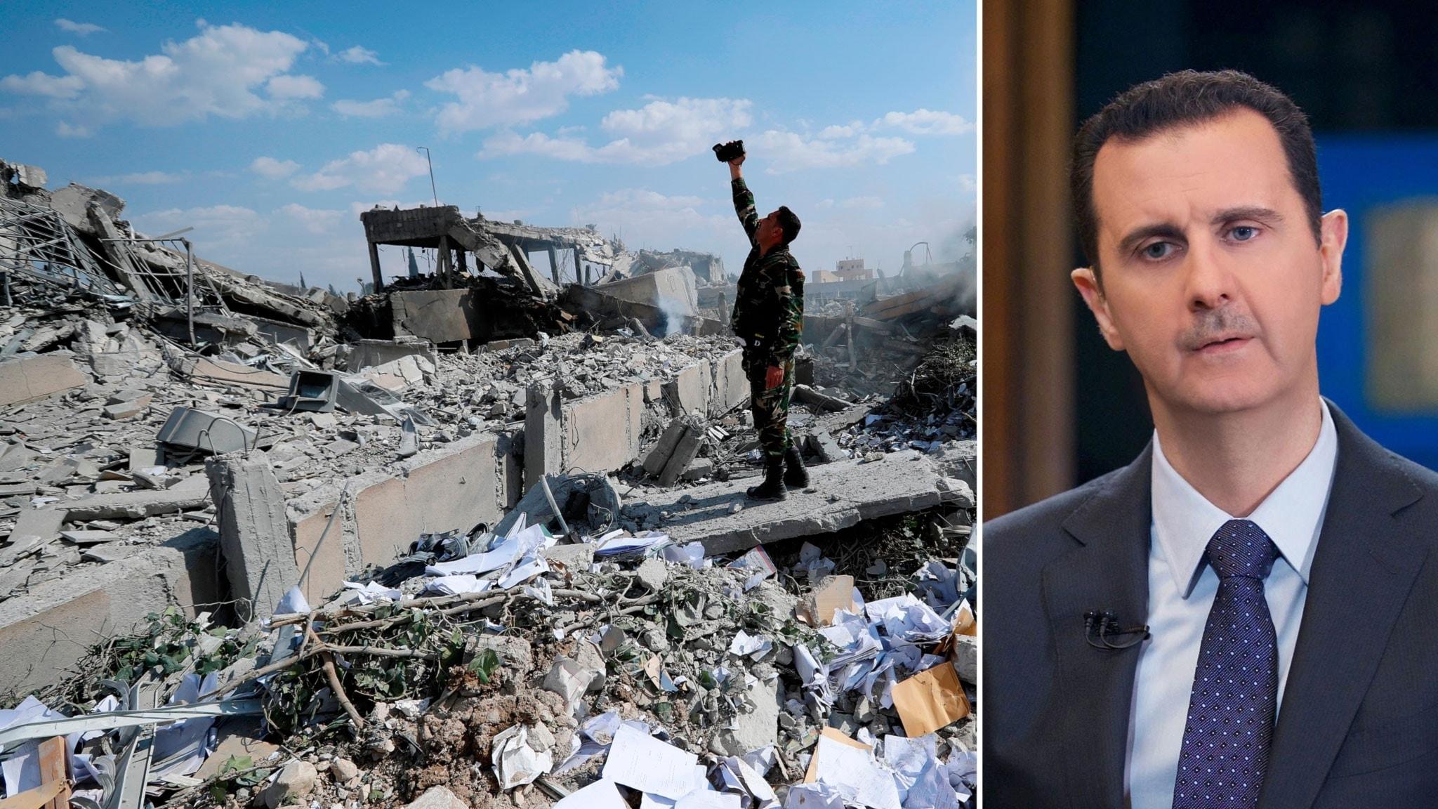 Nato stodjer syrien attack
