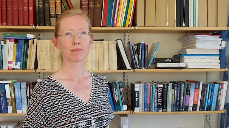 Märta Johansson, docent i juridik vid Örebro Universitet.