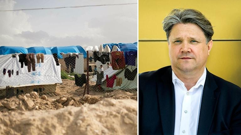 Hans Brun, terrorforskare vid Kings College i London.