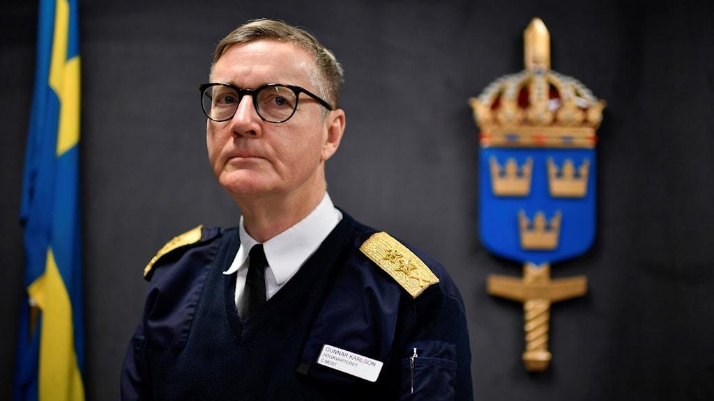 Mustchefen Gunnar Karlson