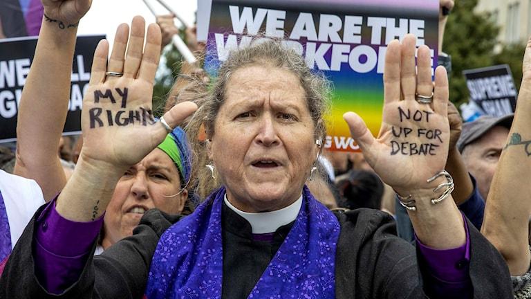 Avgörs i USA: Får HBTQ-personer diskrimineras?