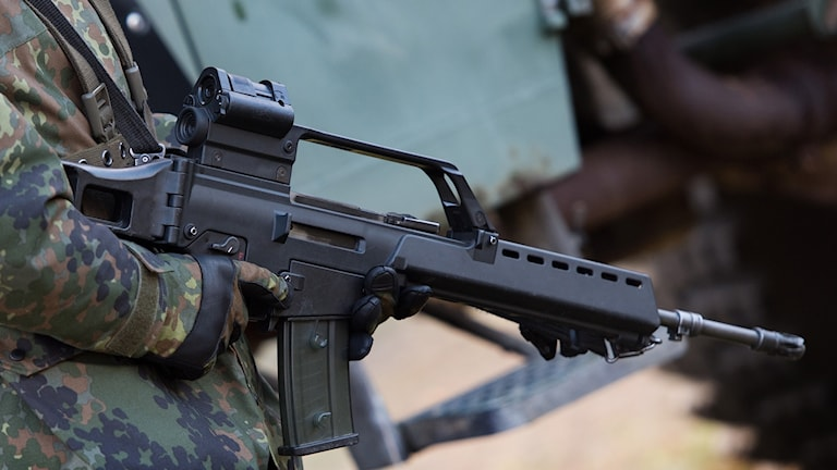 vapen, gevär, mutor, tyskland