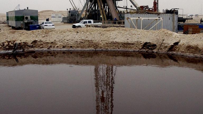 Explosion i iransk oljetanker i Saudiarabien
