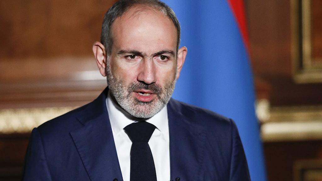 Armeniens premiärminister