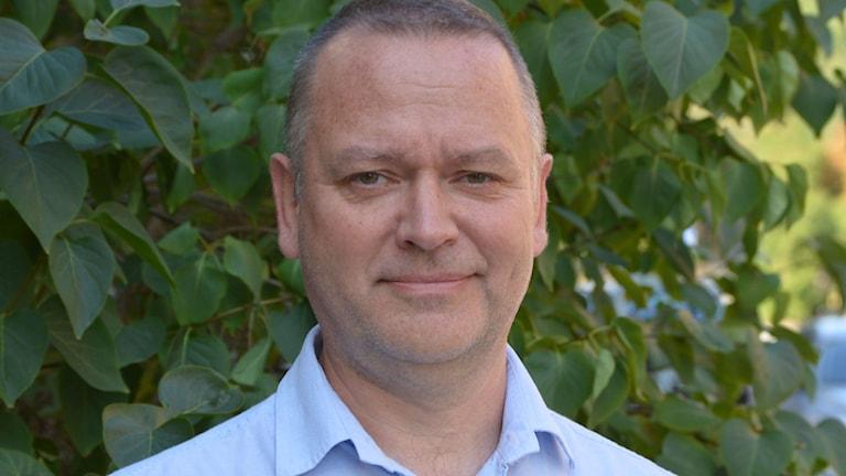 Mikael Holmgren, biträdande chef på gränspolissektionen region Väst