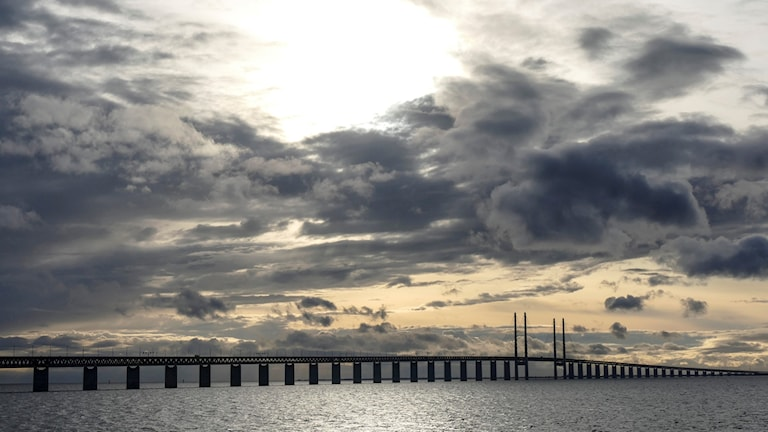 Bron över Öresund. Foto: Johan Nilsson/TT.