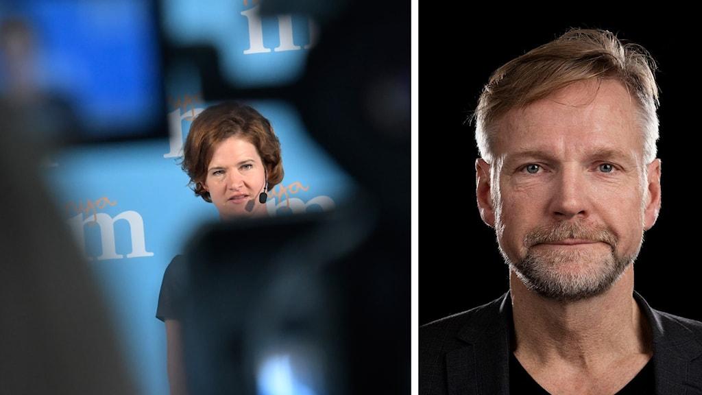 Regeringsfrågan har lite oväntat förvandlats från ett problem till en tillgång för Stefan Löfven,enligt Ekots Tomas Ramberg.