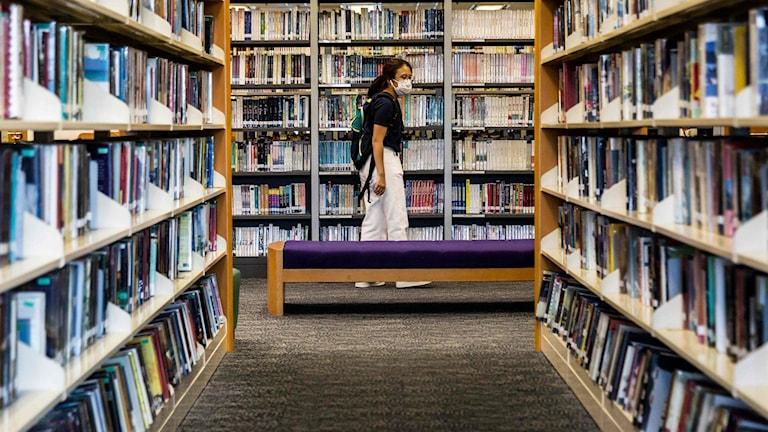 Bibliotek i Hongkong
