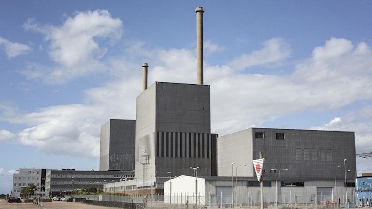 Kärnkraftverk. Foto: Anders Ahlgren/SvD/TT.