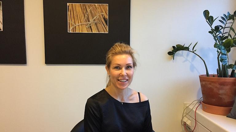 Jessica Löfström VD, Expandera Mera