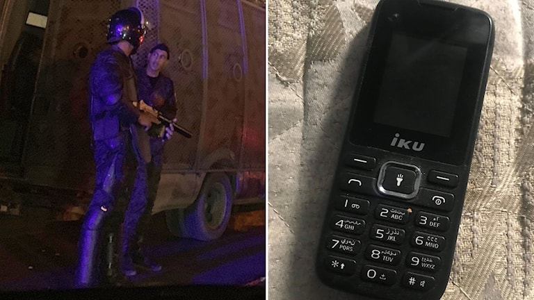 I Kairo stoppar säkerhetsstyrkor ungdomar på gatan för att genomsöka deras mobiltelefoner.