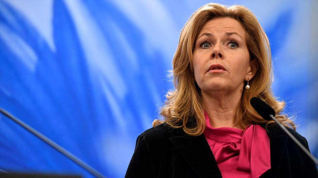 Cecilia Wikström