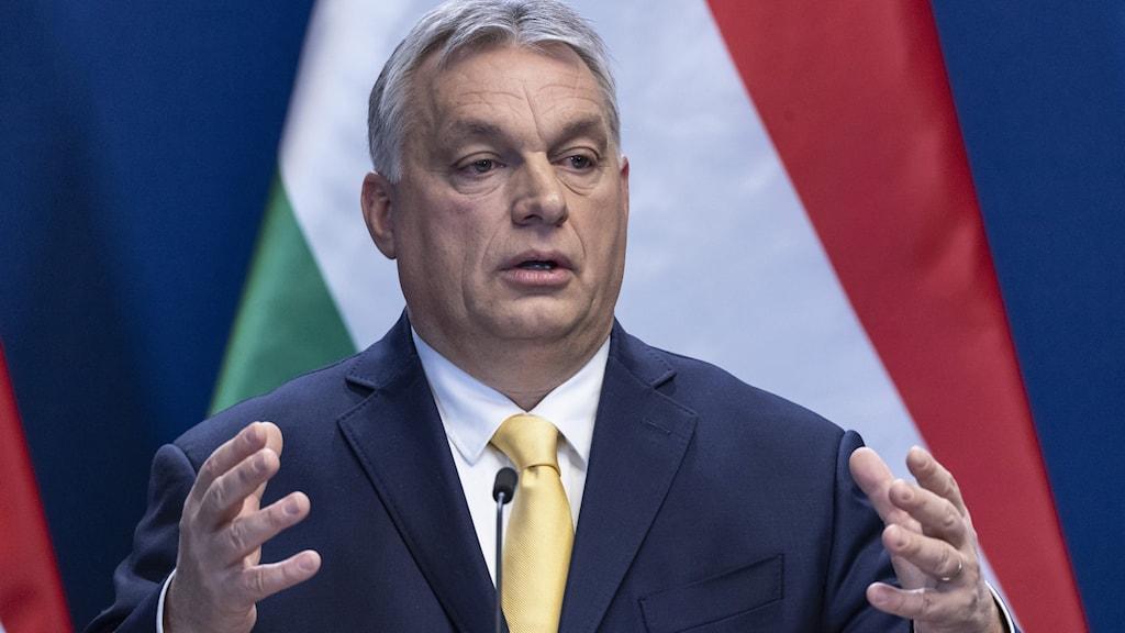 Ungerns premiärminister Viktor Orbán