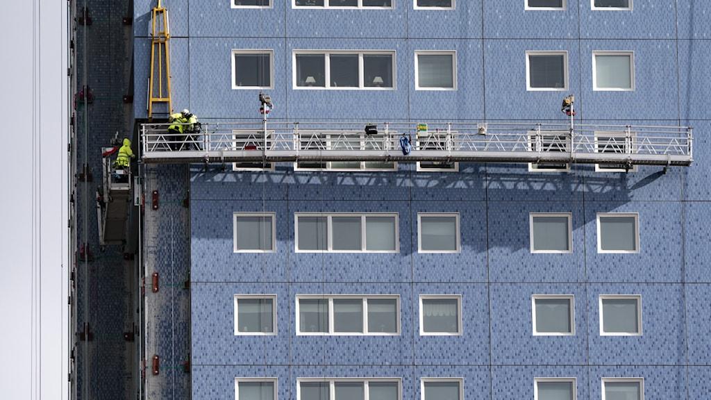 Renovering bostäder