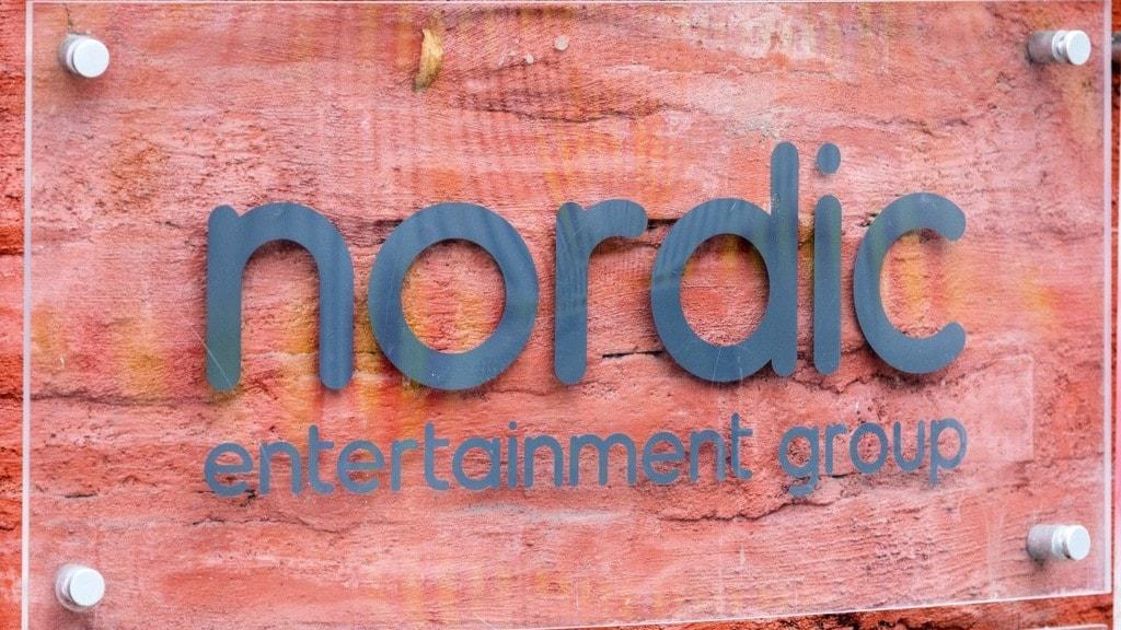 nordic entertainment groups logga