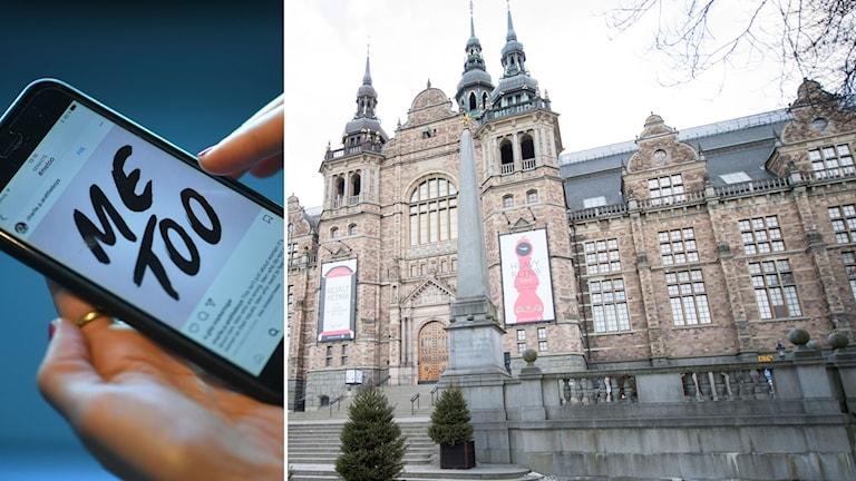 Metoo och Nordiska museet.
