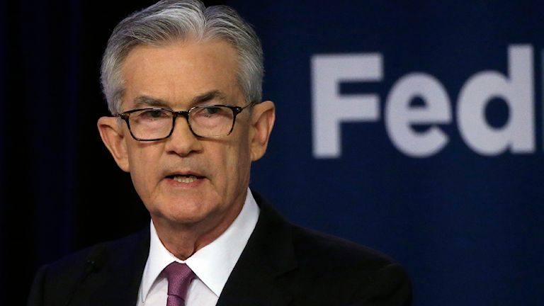 Fed-chefen Jerome Powell