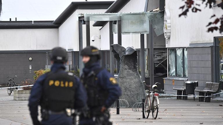 Polisen, Helsingborg