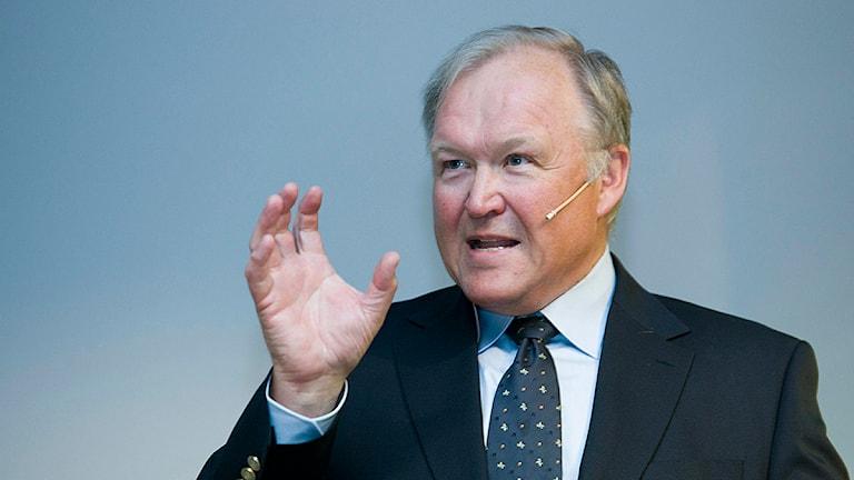 Förre statsminister Göran Persson (S).