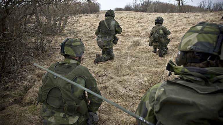Försvarsmakten stoppar begravningar i skogen