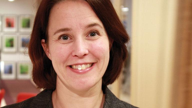 Emma Lennartsson. Foto: Mia Olofsson/Kommunal.
