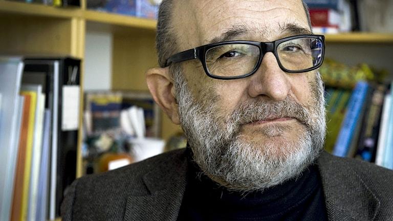 Jerzy Sarnecki är professor i allmän kriminologi vid Stockholms universitet.
