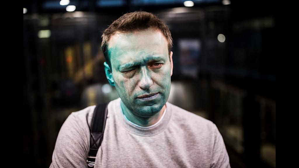Aleksej Navalnyj ryssland kreml