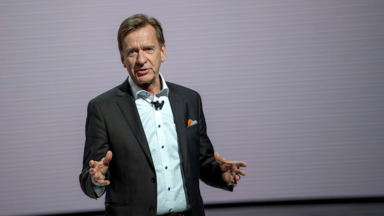 Volvo Cars vd Håkan Samuelsson