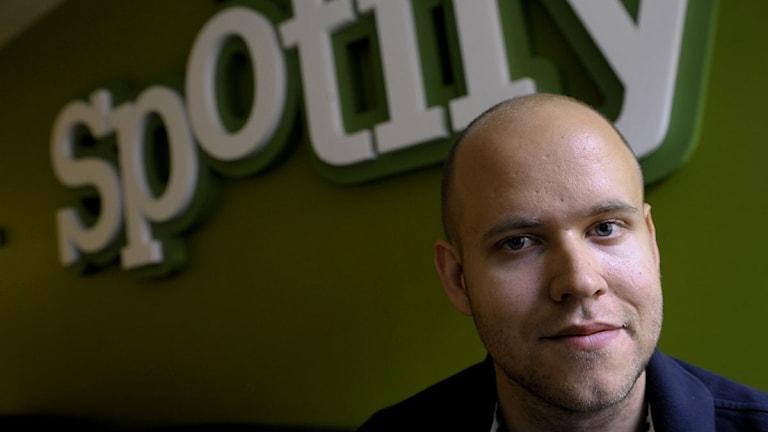 Daniel Ek, grundaren av musiktjänsten Spotify. Foto: Janerik Henriksson/Scanpix.