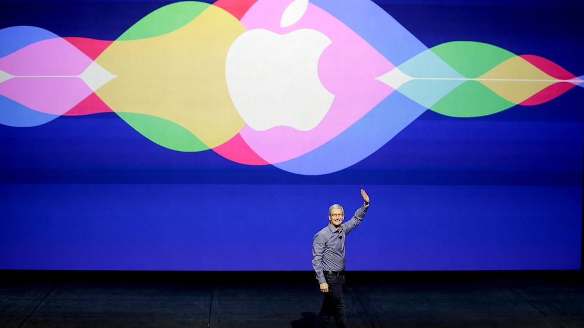 Apple, Tim Cook