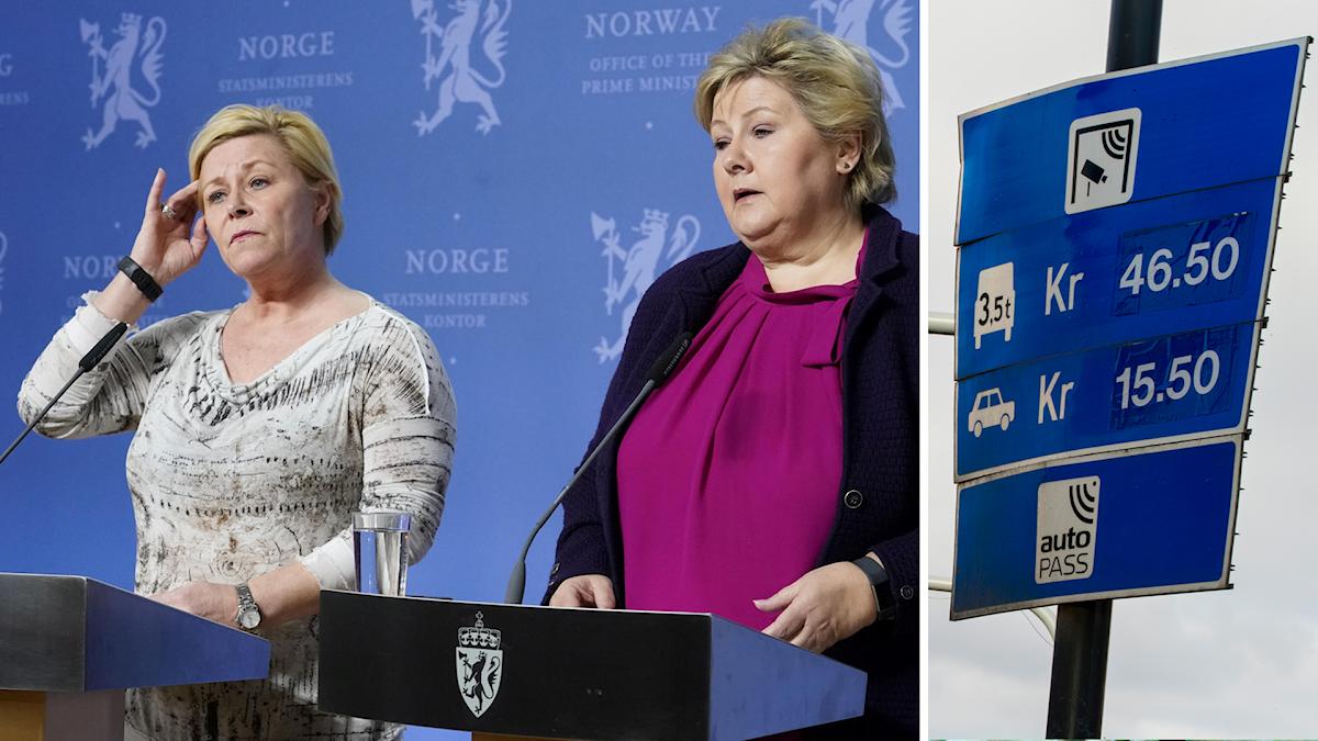 biltullarna kan fälla norges regering